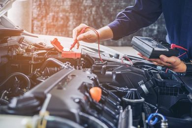 Car Mechanical Repairs in Weymouth